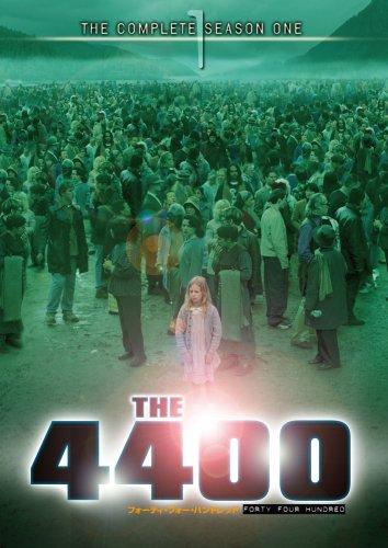 THE 4400 -フォーティ・フォー・ハンドレッド- シーズン1 コンプリートエピソード [DVD]の詳細を見る