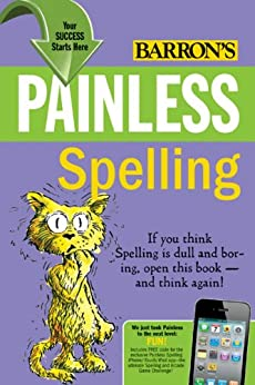 Painless Spelling (Painless Series) by [Mary Elizabeth]