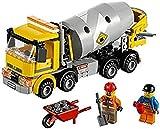 レゴ (LEGO) シティ コンクリートミキサー車 60018