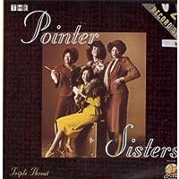Triple Threat LP (Vinyl Album) US Pair 1988