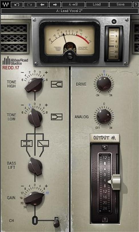 義務マラソン年金受給者【並行輸入品】 WAVES Abbey Road REDD Consoles ノンパッケージ/ダウンロード形式