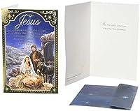 クリスマスボックス版カード–Nativity Scene–Jesus