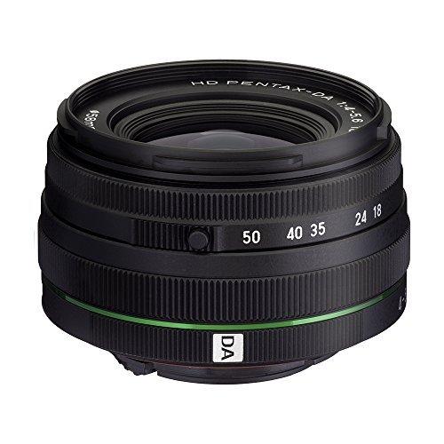 HD PENTAX-DA 18-50mmF4-5.6 DC WR RE