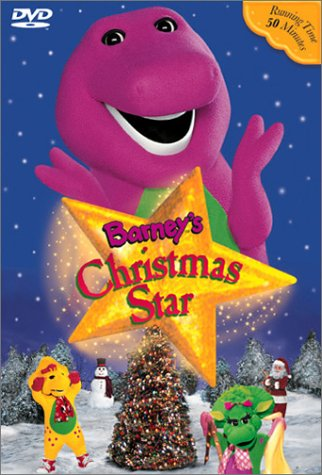 Barney - Barney's X'mas Star [DVD] [Import]