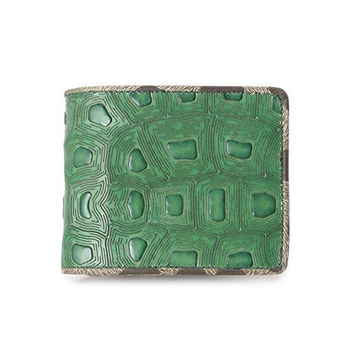 (ヒロコ ハヤシ)HIROKO HAYASHI COLLABORAZIONEバッグIN-財布 グリーン系(023) 00