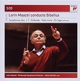Lorin Maazel Conducts Sibelius-Sony Cl