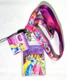 Disney Princess(ディズニープリンセス)★Lanyards(名札 首ひも) [並行輸入品]