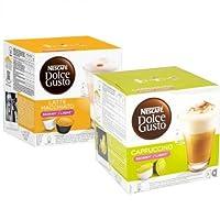 Nescafe Dolce Gusto Skinny Cappuccino & Skinny Latte Macchiato