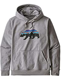 [Patagonia (パタゴニア)] メンズ パーカー Fitz Roy Bear Uprisal Hoodie [並行輸入品]