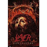 SLAYER スレイヤー (FINAL WORLD TOUR) - Repentless/ポスター 【公式/オフィシャル】