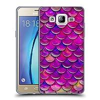 オフィシャル Haroulita マーメイド・テイル グリッター・スパークル ソフトジェルケース Samsung Galaxy On5
