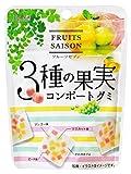 アサヒグループ食品  フルーツセゾン コンポートグミ 56g×8袋