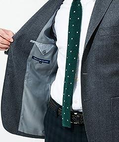 Wool Brazer 3122-186-0462: Grey