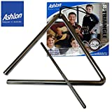 ASHTON TR8 TRIANGLE 8inch INCL BEATER