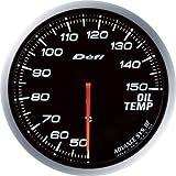 日本精機 Defi (デフィ) メーター【Defi-Link ADVANCE BF】油温計 (ホワイト) DF-10401