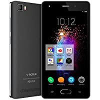 スマホ 端末本体 SIMフリー本体 4G V·Mobile A11 16GB ROM 携帯電話 スマートフォン Android 8.1 オクタコア 1.5GHz 5インチ HD 8MP リアカメラ本体 2800mAh バッテリー サポートSIM GPS Bluetooth