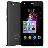 スマホ 端末本体 SIMフリー本体 4G V?Mobile A11 16GB ROM 携帯電話 スマートフォン Android 8.1 オクタコア 1.5GHz 5インチ HD 8MP リアカメラ本体 2800mAh バッテリー サポートSIM GPS Bluetooth