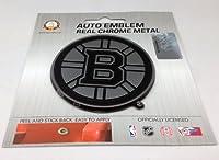 Boston Bruins Autoメタルエンブレムクローム