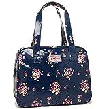 (キャスキッドソン) Cath Kidston キャスキッドソン バッグ CATH KIDSTON 669795 LARGE BOXY BAG MALLORY BUNCH トートバッグ NAVY [並行輸入品]