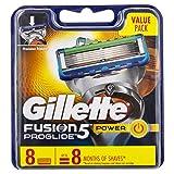 Gillette Fusion ProGlide Power Razor Cartridges Refill, 8ct