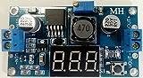 ドクターラボ 2.5A(最大3A)降圧型DCコンバータ デジタル電圧計付