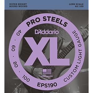 DAddario ダダリオ ベース弦 プロステ...の関連商品5