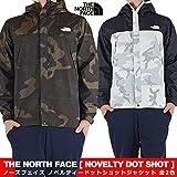 ノースフェイス(THE NORTH FACE) / Novelty Dot Shot Jacket ノベルティードットショット ナイロンジャケット レインウェアー 迷彩 カモフラ NP61535 (M, ホワイトカモWW)