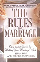 The Rules for Marriage: Time-tested Secrets for Making Your Marriage Work【洋書】 [並行輸入品]