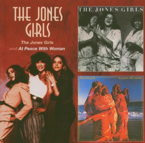 Jones Girls: At Peace With Woman