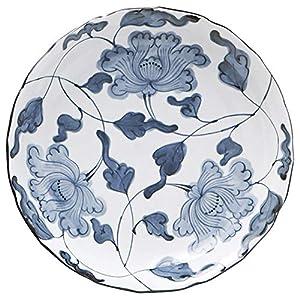 まるか光洋 大皿 牡丹唐 直径31.5×高さ5.8cm 業務用 54978016