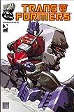 トランスフォーマーG1 (#1) (JIVE AMERICAN COMICSシリーズ)