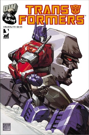 トランスフォーマーG1 (#1) (JIVE AMERICAN COMICSシリーズ)の詳細を見る