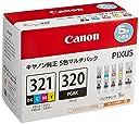 Canon インクタンク BCI-321(BK/C/M/Y) BCI-320 マルチパック