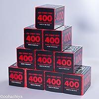JCH 白黒フィルム STREET PAN 400 35mm 36枚撮り(10本セット)