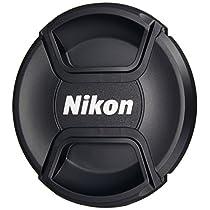 Nikon レンズキャップ 77mm LC-77