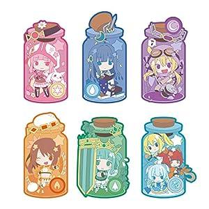 きゃらとりあ マギアレコード 魔法少女まどか☆マギカ外伝 BOX商品 1BOX=6個入り、全6種類