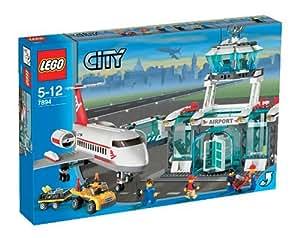 レゴ (LEGO) シティ 空港 7894