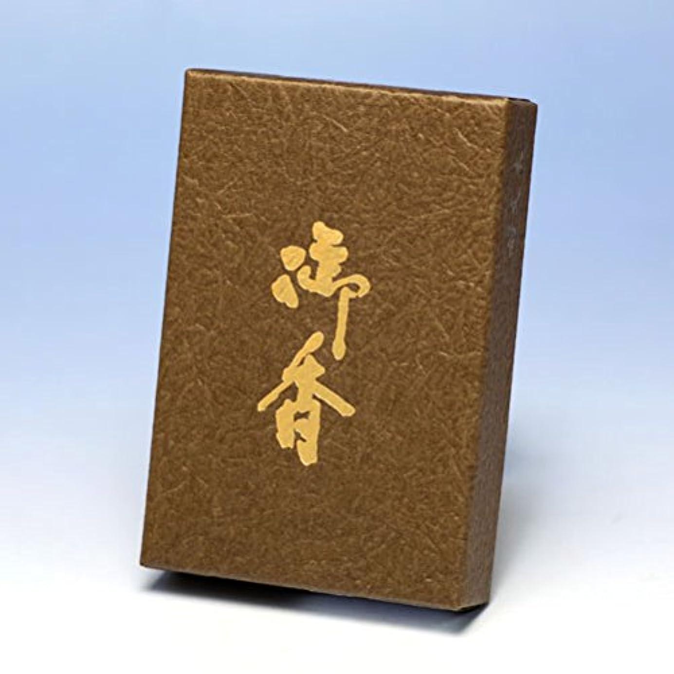 ホット学習トレイ極上鳳龍印 25g 紙箱入り お焼香 梅栄堂