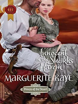 [Kaye, Marguerite]のInnocent in the Sheikh's Harem (The Armstrong Sisters Book 1) (English Edition)