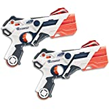 Nerf - Laser Ops - Electronic AlphaPoint Blaster 2 Pack - The Ultimate Laser Game - Blasters, Armbands & Instructions - Ages 8+