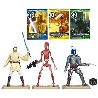 Hasbro - Star Wars - Battle Pack Wave 1 2012 - Pack Geonosis Arena Battle - 0653569697305