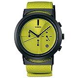 [セイコーウォッチ] 腕時計 ワイアード WW(ツーダブ) ストリートファッション ストップウオッチ機能(1秒計測 60分計)つき 日常生活用強化防水(10気圧) AGAT436 メンズ イエロー