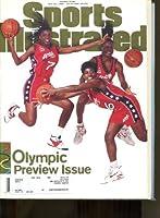1996Olympicsレディースバスケットボール1996年7月22日スポーツIllustrated Magazine