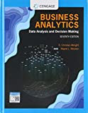Cover of Business Analytics : Data Analysis & Decision Making