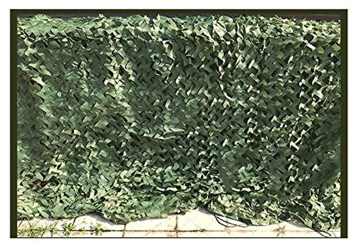 信じる嘆く裁判官日焼け止めネットカバーオックスフォードテント カモフラージュカモフラージュネット、ハンティングシューティング隠しミリタリーカモフラージュネットは、2メートル、3メートル、4メートル、5メートル、6メートル、10メートルに使用することができます 写真の庭の装飾 (色 : A, サイズ さいず : 4*6m)