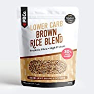 PBCo. Lower Carb Brown Rice Blend - 500g