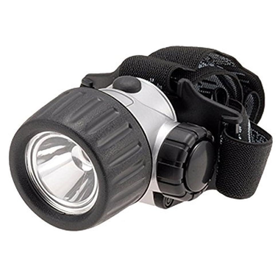 影管理者迷彩オーム電機 OHM 1.0W LEDヘッドライトプロ CS-10P -.