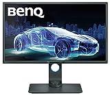 BenQ デザイナーズ モニター ディスプレイ PD3200U 32インチ/4K UHD/IPS/miniDP搭載/Dual view対応