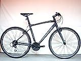 Bianchi (ビアンキ) クロスバイク C・SPORT 1 (C・スポーツ1) 2020モデル (KW-Black/Graph-CK16FullMatt) 47サイズ / ブラック