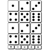 * MATH DIE CUT MAGNETS DICE